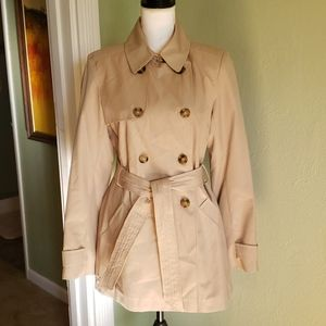 Tommy Hilfiger Trench Coat - Size M 💛